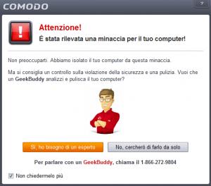 COMODO GeekBuddy